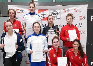 Degen-Gold: Treudt-Gösser, Kirschner, Bienefeld, Stange