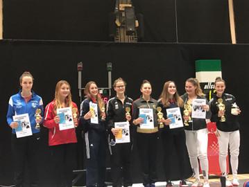 Junioren-Turnier Osnabrück – Silber für Kim, Lisa holt Bronze