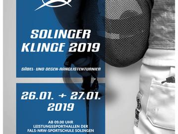 2019 Solinger Klinge