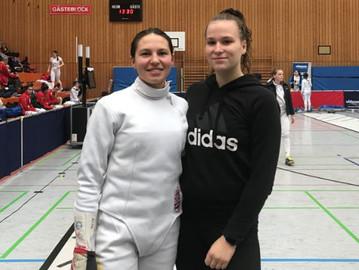 U20 JWC in Laupheim - Löhr belegt mit der Mannschaft den 7. Platz