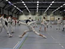 Das Fechtzentrum Solingen e.V. sucht Degen-Nachwuchstrainer/in als 1/2 Stelle