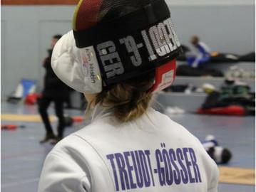 Kim Treudt-Gösser startete beim Grand Prix in Budapest
