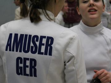 Deutsche A-Jugend Meisterschaften: Damendegen-Team holt Vize-Titel