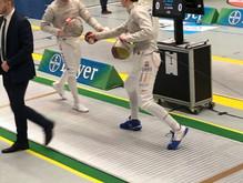 U20-Säbelfechter starteten in Dormagen beim FIE-World Cup - Seefeld als bester Deutscher weiter auf
