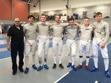 Starke U23-Säbelfechter beim Münchner Schwert