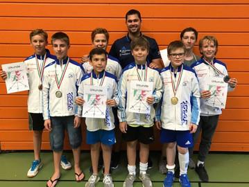 Degen-Teams holen Gold und Silber beim NRW Jugend-Cup