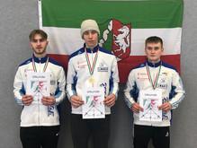 Sechs FZS-Teams starteten erfolgreich bei NRW-Meisterschaften