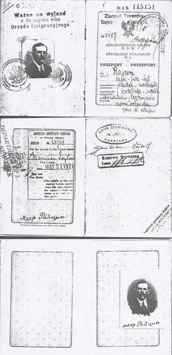 Meyer's Passport
