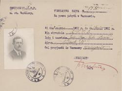 Meyer's visa