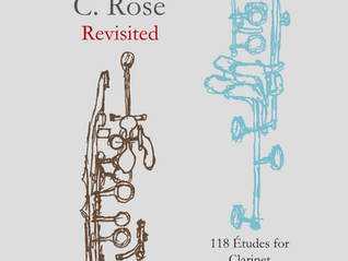*New* Complete Clarinet: C. Rose - Revisited