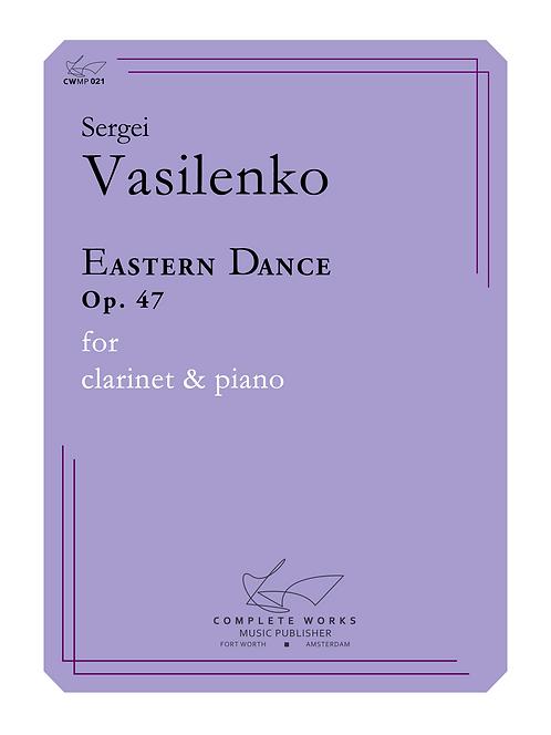 Vasilenko: Eastern Dance (20 units @ $14.27 ea.)