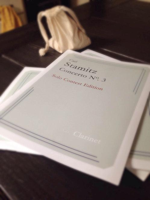 Stamitz Concerto 3 SCE 25 units @ $11.92 ea.)
