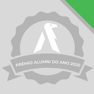 Prémio alumni do ano 2020