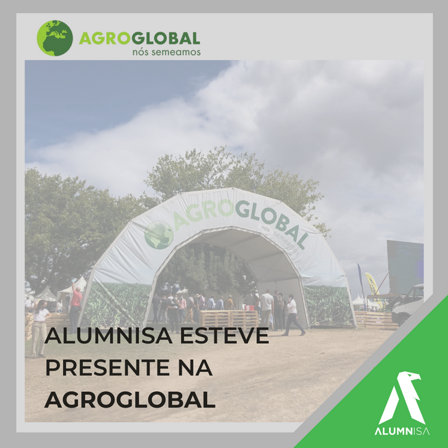 AlumnISA na Agroglobal