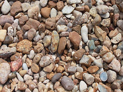 Texas Blend river rock