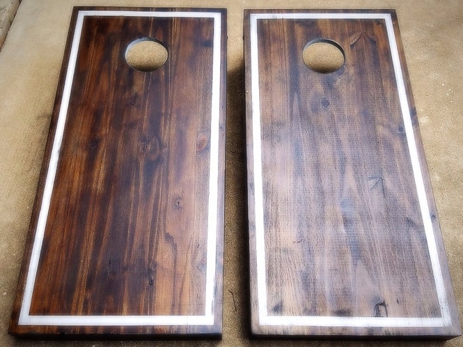 PCU Cornhole Boards
