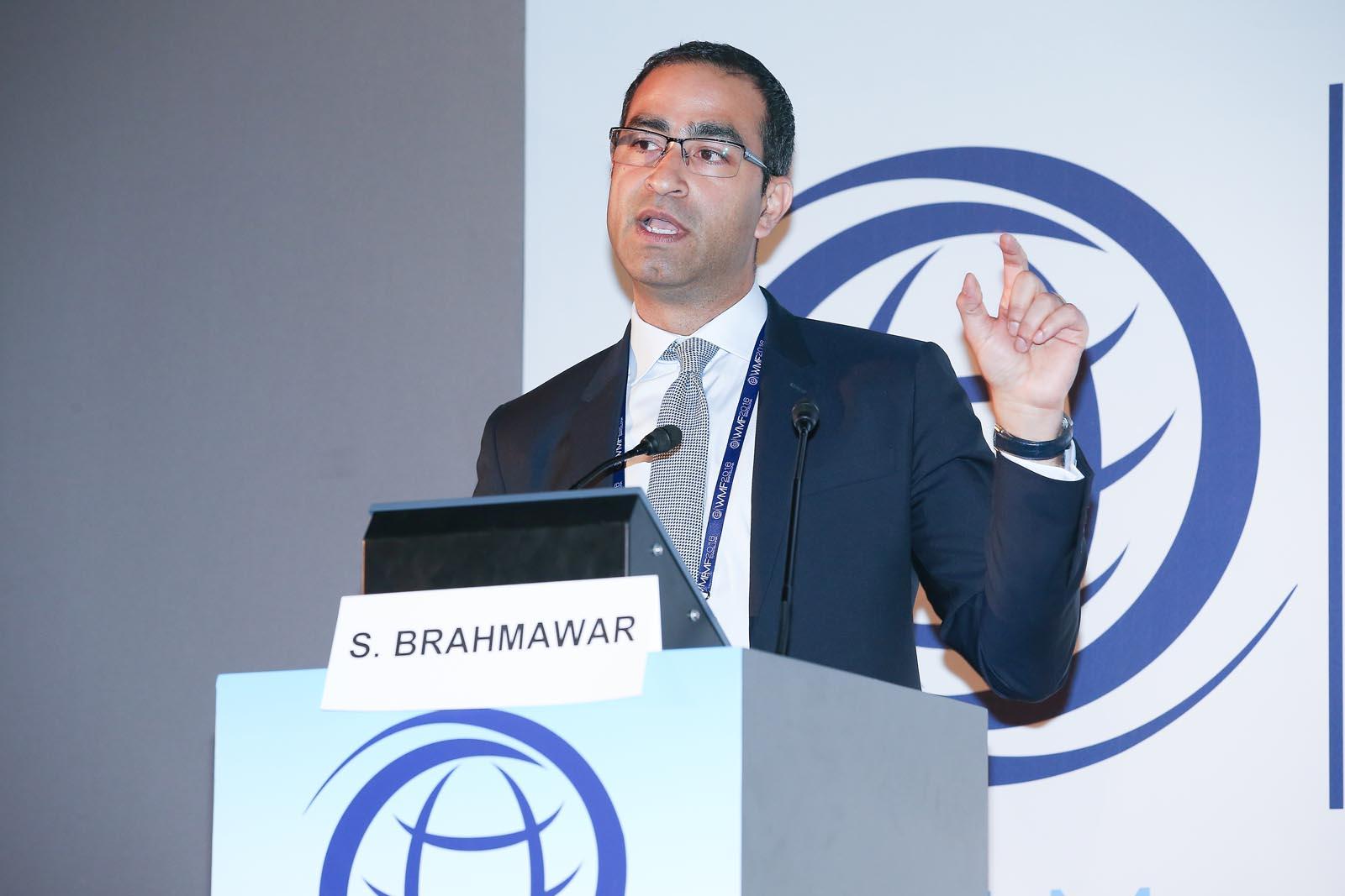 Sanjay Brahmawar
