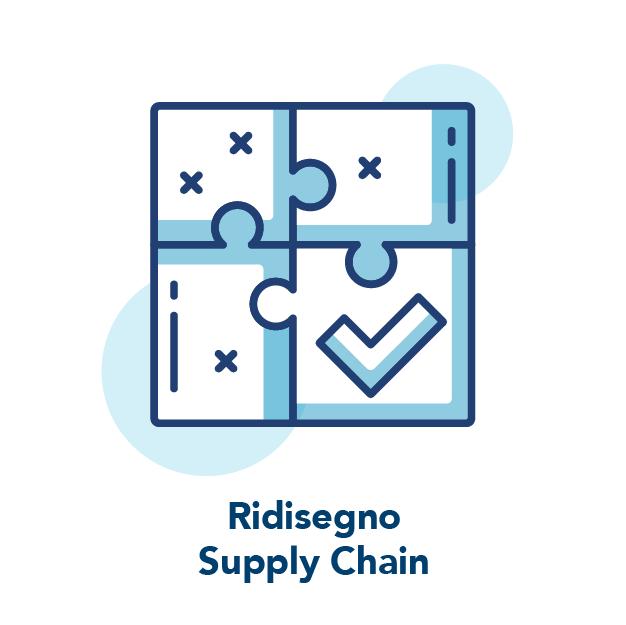 • Individuazione e gestione nodi critici di SC • Tecnologie e sistemi informativi per aumentare la visibilità e la collaborazione di filiera • Valutazione dei rischi di Business Interruption fornitori • Strumenti e strategie per la resilienza della supply chain
