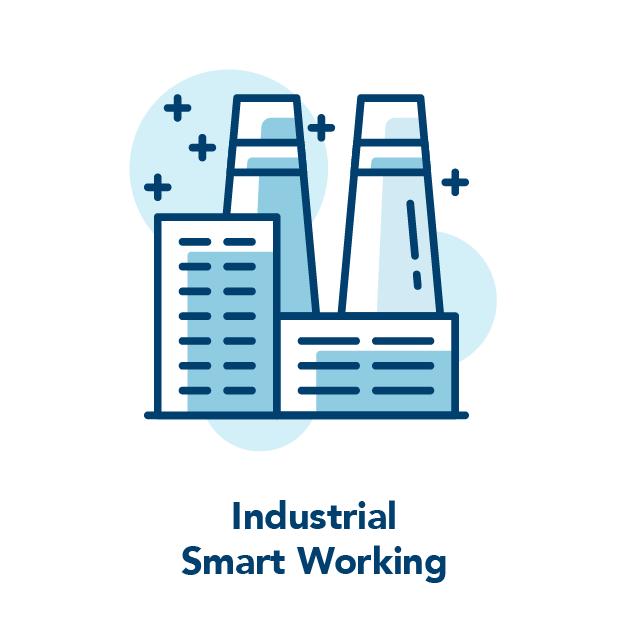• Sistemi di monitoraggio e controllo dei processi di operations (produzione, manutenzione, qualità) da remoto • Sistemi di gestione e avanzamento produzione da remoto • Applicazione dei principi di smartworkingin fabbrica