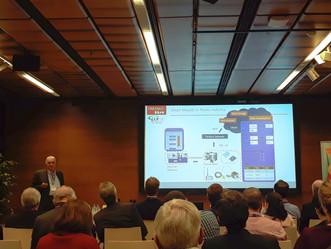 BEinCPPS at ICT2018 - Vienna