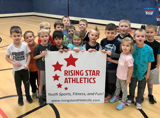 RISING STAR ATHLETICS