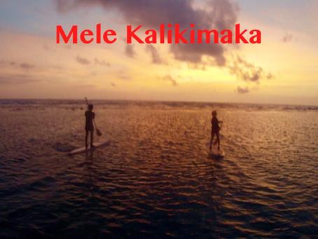 Mele Kalikimaka         and                      AHappy New Year!