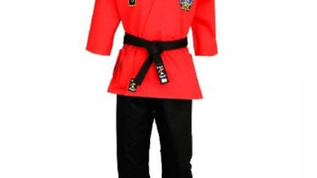 Black Belt Club Suit