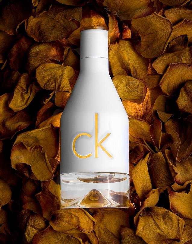 creative still life photography ck perfume