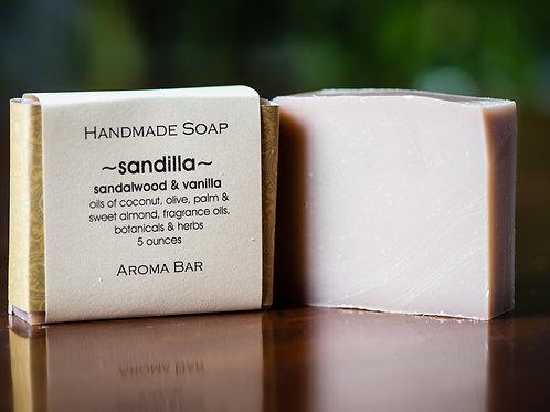 SANDILLA soap