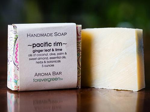 PACIFIC RIM soap