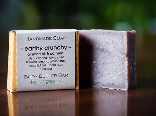 EARTHY CRUNCHY soap