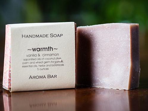 WARMTH soap