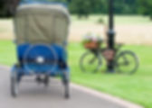 Rickshaw wedding bike hire and bakers bike hire