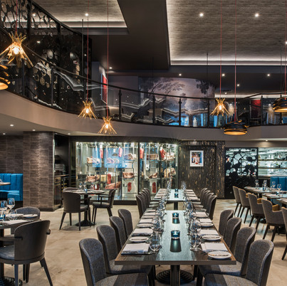 Private Dining at M Victoria Street