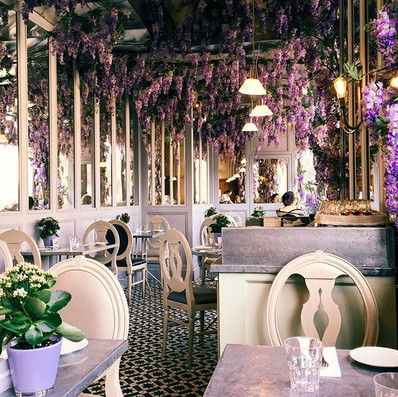 Private dining at Aubaine Mayfair