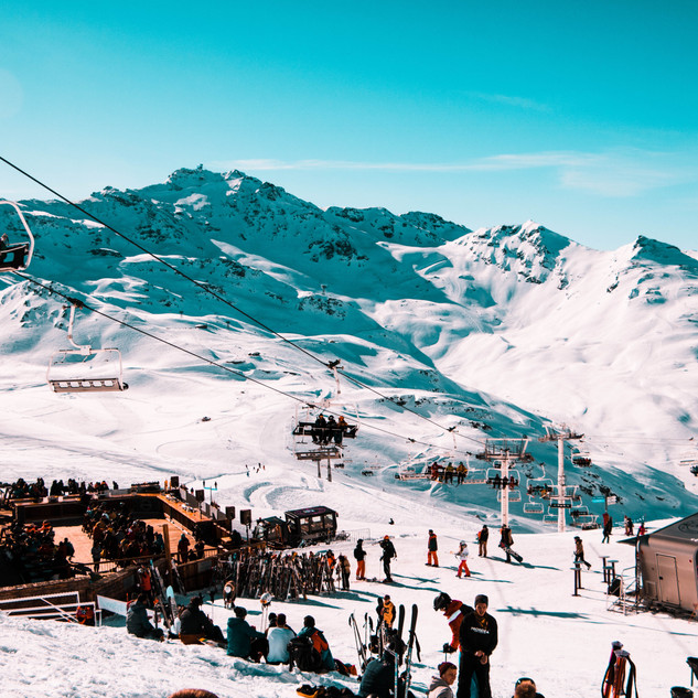 FRANCE SKI TRIP - MARCH 2019