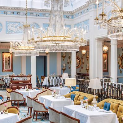 Michelin-starred Dinner at Celeste