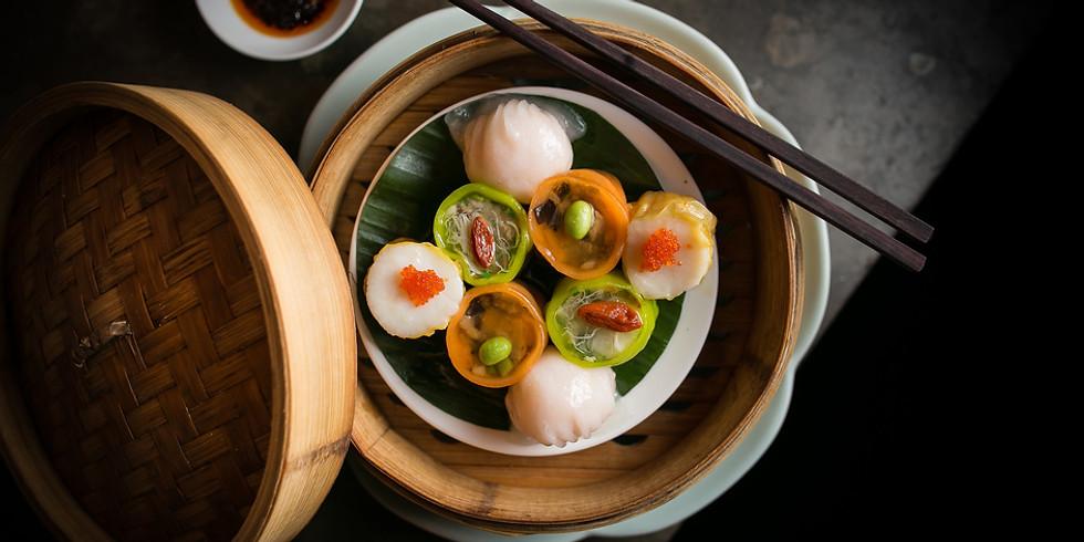 Michelin Starred Dim Sum Sunday at Hakkasan