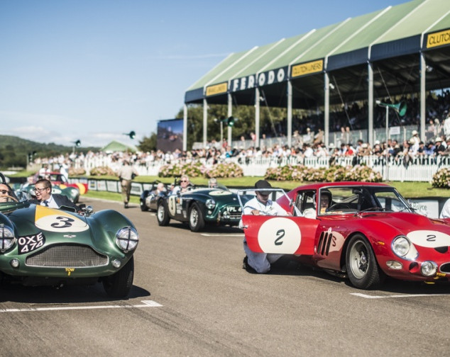 Goodwood Revival and Picnic Lunch