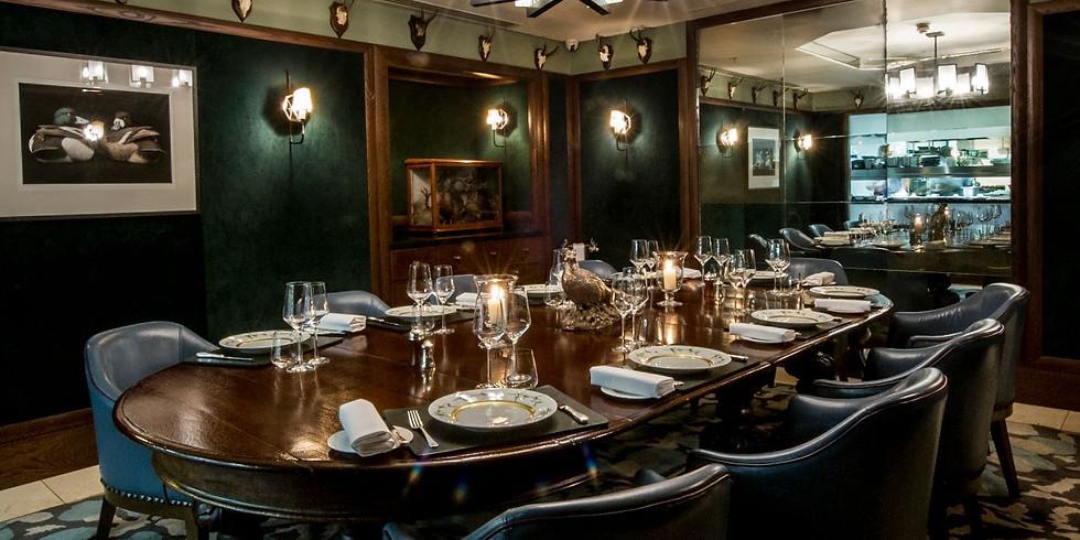 Saturday Lunch at Corrigan's Mayfair