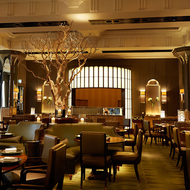 Michelin-starred Sunday Lunch at Fera at Claridges