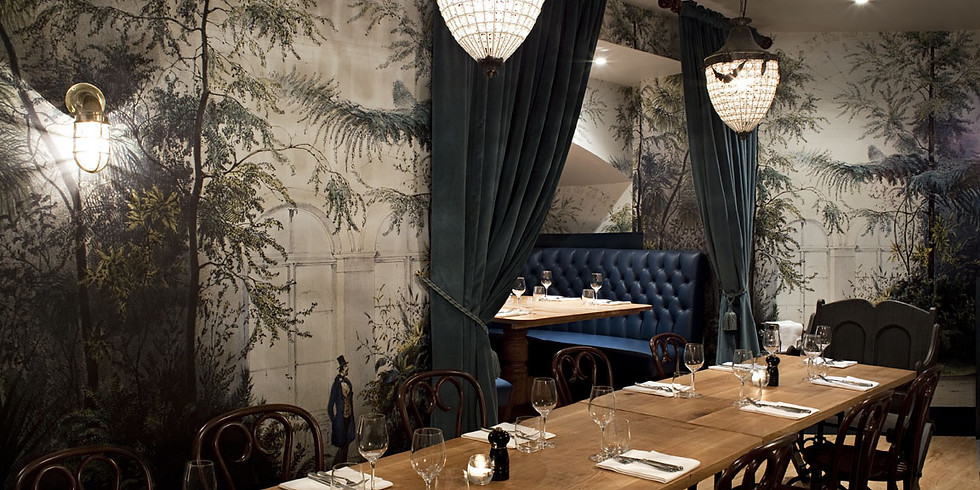 Private Dinner at Goat Chelsea