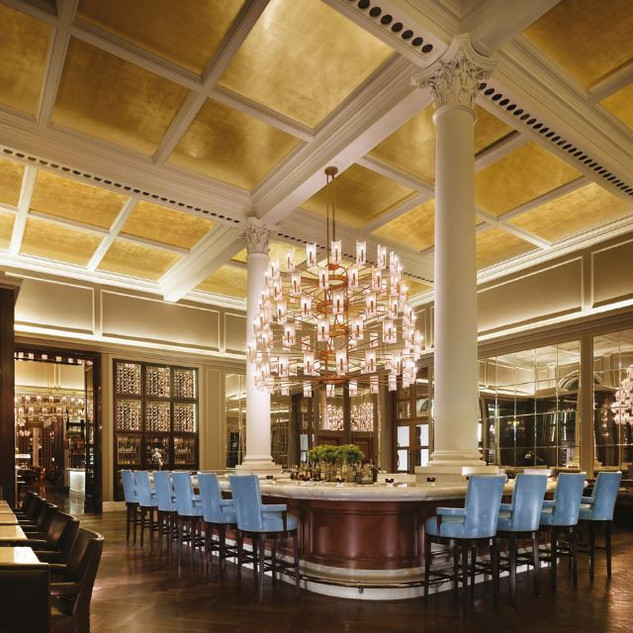 Dinner at The Northall - Corinthia Hotel