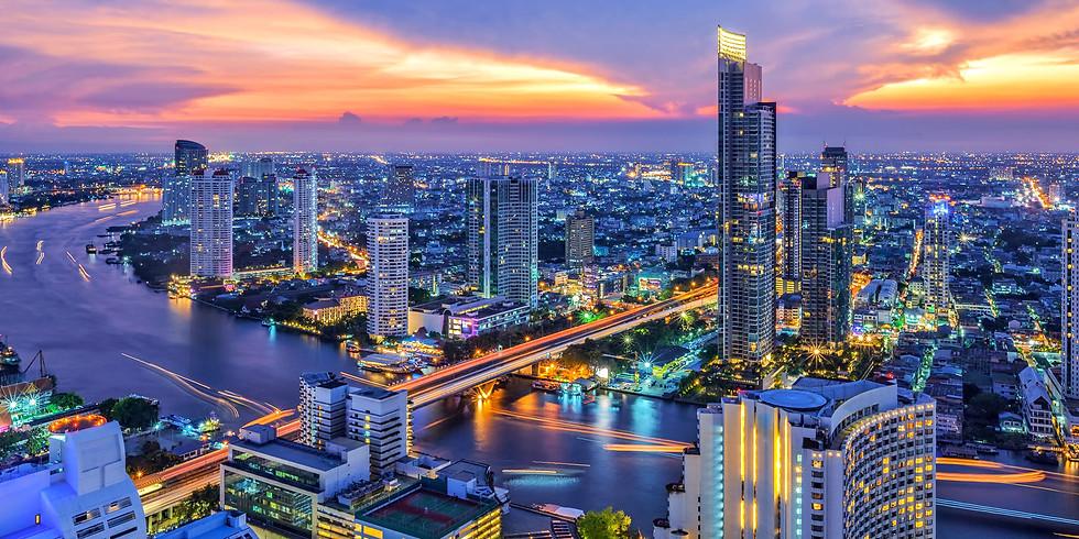 Thailand Holiday stopover in Bangkok