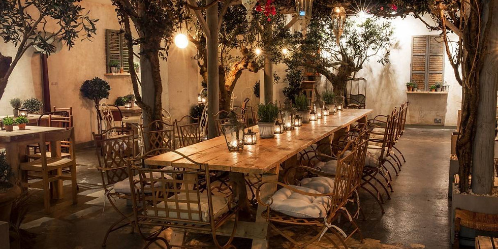 Drinks at the Olive Grove by Gordon Ramsay