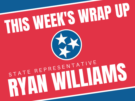 THIS WEEK'S WRAP UP