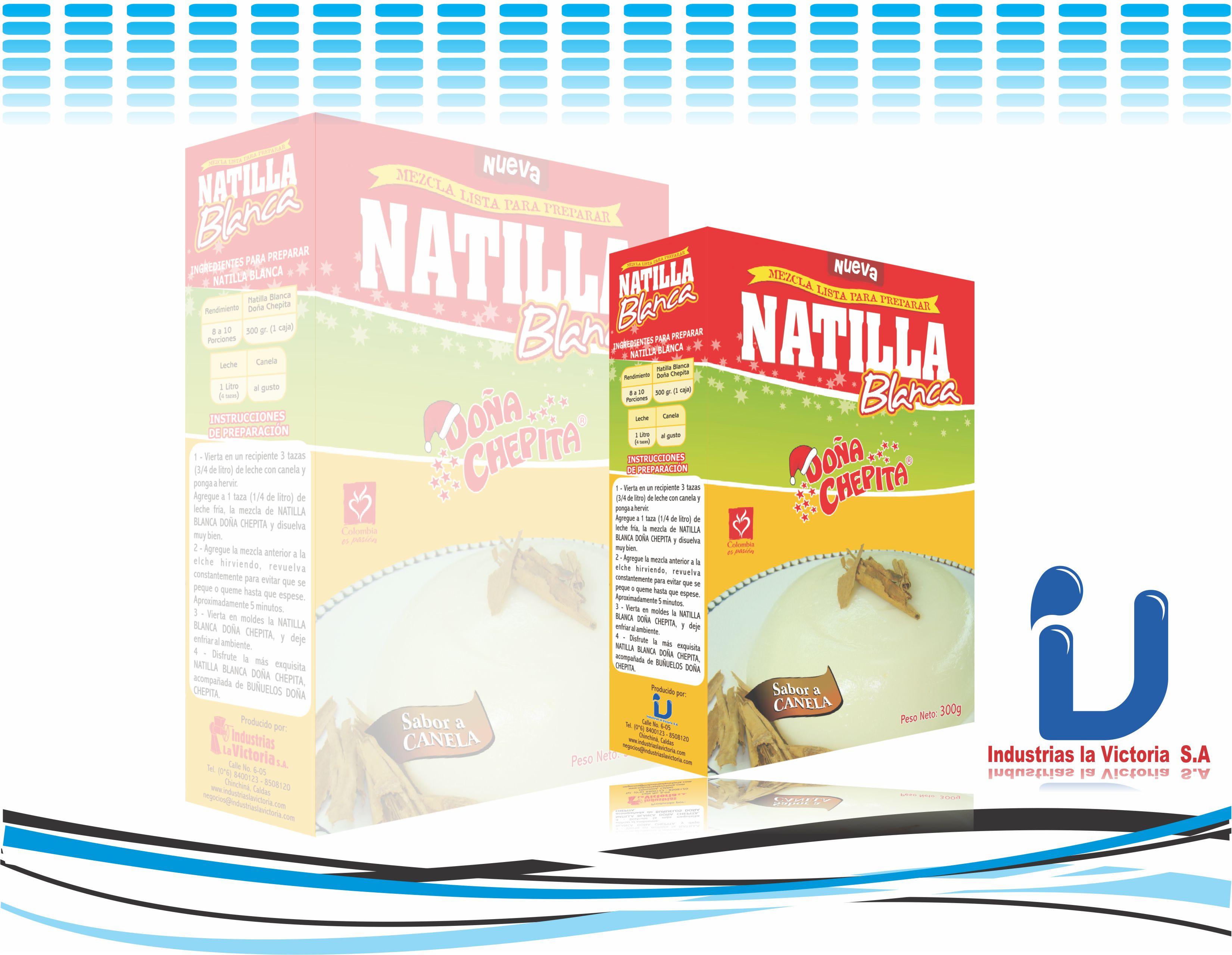 NATILLA DOÑA CHEPITA