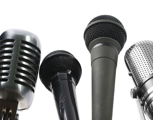 It's your turn at the microphone...we're listening