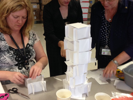 CEI Visits Chesterfield Academy