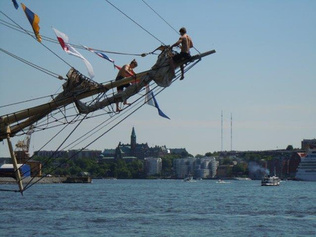 Sailing and Rigging: Learning and Rigor